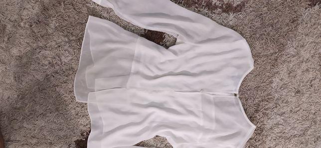 Легкая Бела блуза