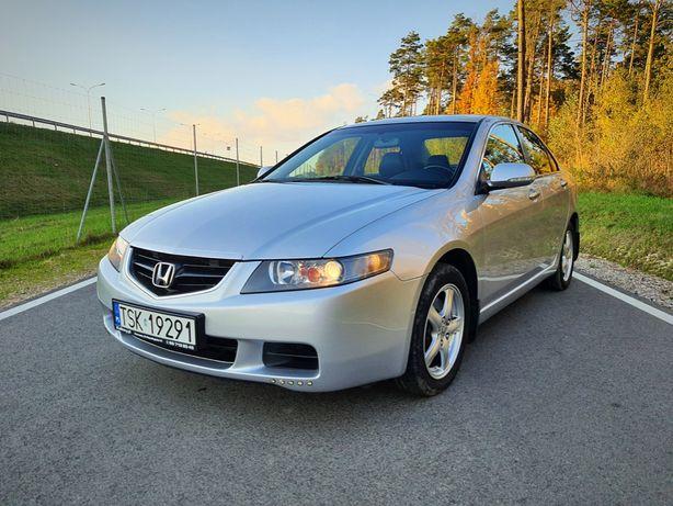 Honda Accord 2.2i-CTDi Pierwszy właściciel