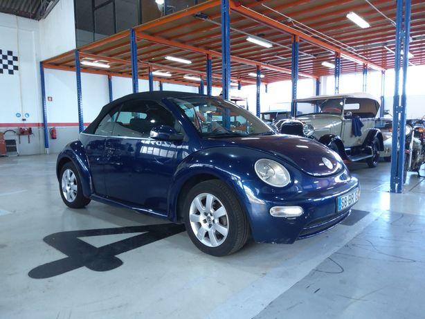 Volkswagen Beetle descapotável