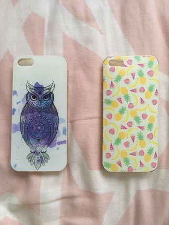 Plastikowe Case Iphone 5s