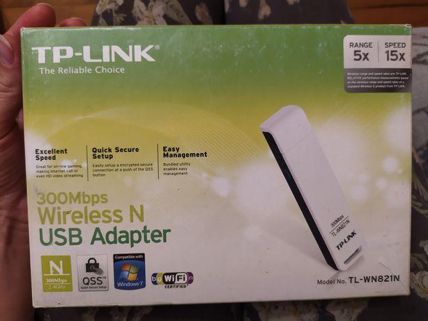 USB адаптер TP-LINK WN821-N