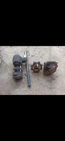 PRZYSTAWKA + Pompa hydrauliki SCANIA GRS905R