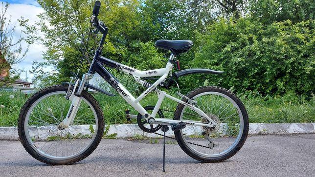 Велосипед горный Azimut scorpion (для ребёнка)