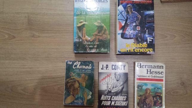 livros de literatura francesa