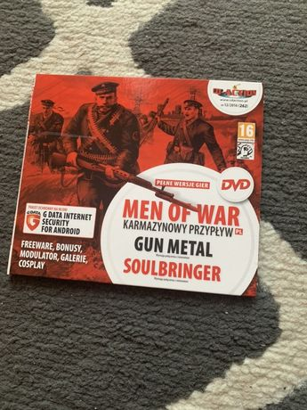 CD action Men of War