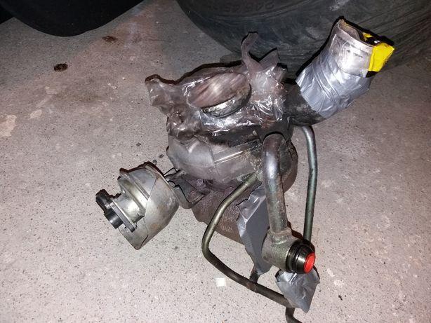 sprężarka do silnika dci 3.0 - stan b.dobry