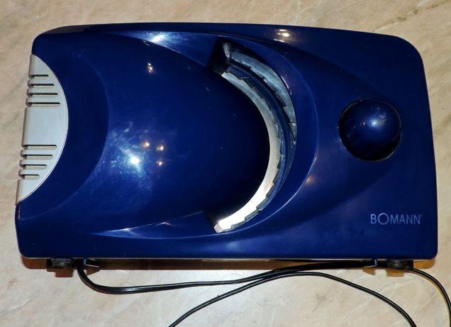 Слайсер, ломтерезка Bomann CB424 blue