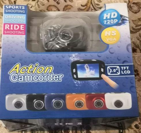 Камера-видеорегистратор для активного отдыха. Цена снижена.