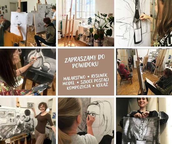Kurs rysunku i malarstwa