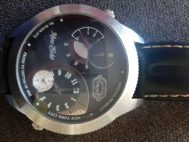 Relógio Marc ecko new york city japan movement dual time impecável