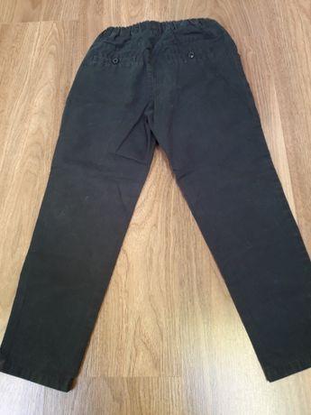 Spodnie granatowe