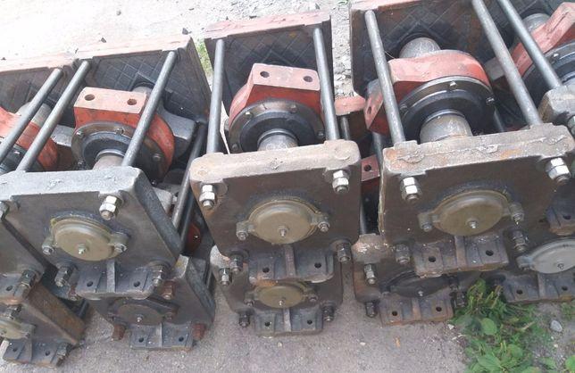 БЦС25/50/100, ЗАВ - комплектующие и запасные части