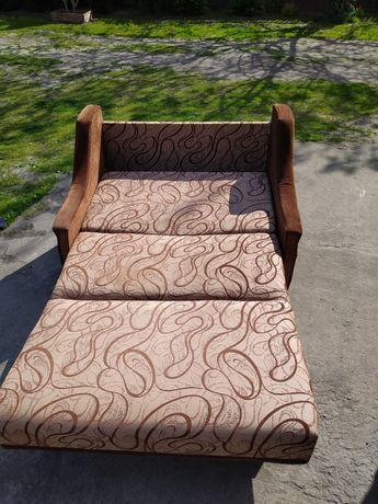 Fotel rozkladany wersalka