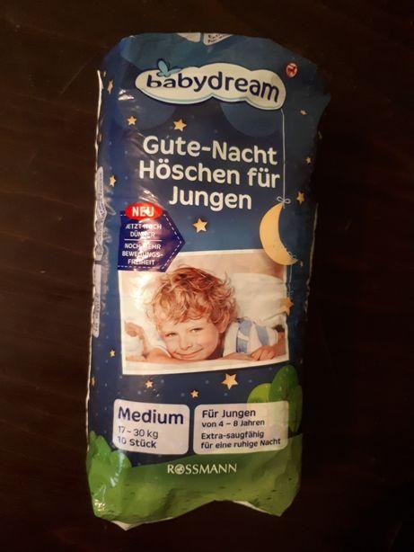 Majteczki dla chłopców 17-30kg 4-8lat