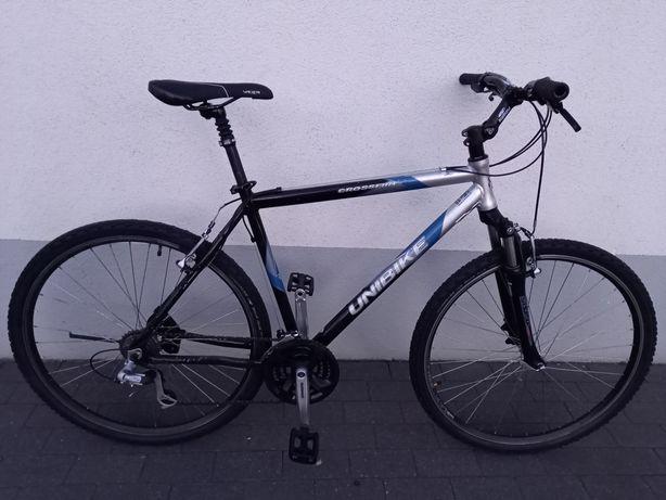 "Rower Unibike Crossfure 28"" rama 21"" AL6061 giant"