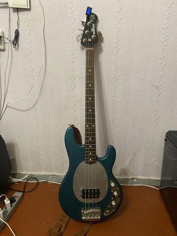 Обменяю свой бас Musicman Sub bass 2007 made in USA