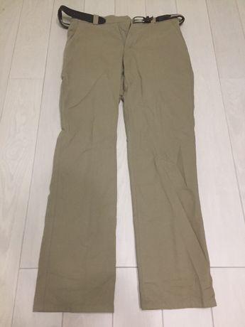 Продам мужские брюки с ремнем