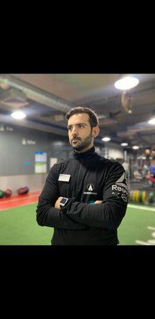 Personal Trainer experiente e certificado (faço acompanhamento online)