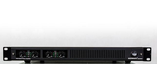 Wzmacniacz mocy klasy D DSQ-10000 4X2400W/4OHM