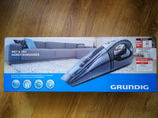 Odkurzacz bezprzewodowy ręczny GRUNDIG VCH 6130