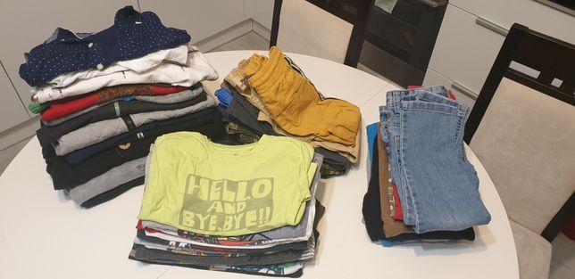 Okazja #Zestaw ubrań # chłopiec # 3-4 lata # 104-110 #7.50zl za szt!
