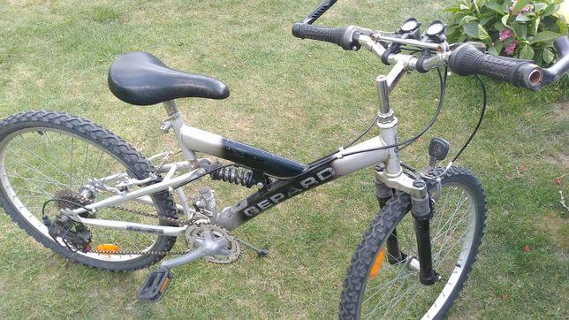 Rower Gepard koła 24 SHIMANO