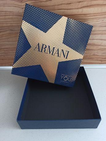 Pudełko Emporio ARMANI