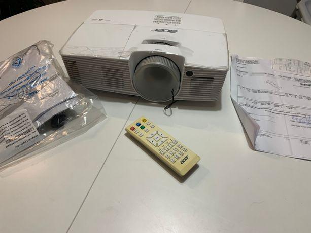 Projektor - Acer model X133PWH - TANIO!