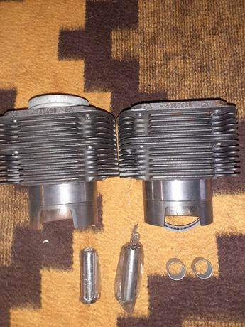 Fiat 126 p 600 cylindry i tłoki nowe