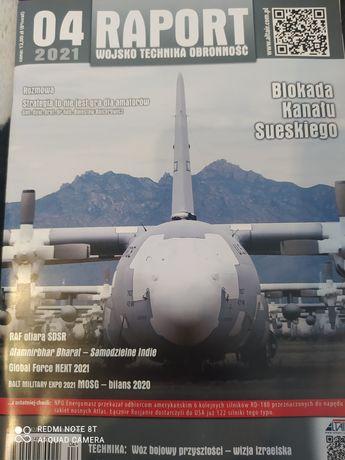 Raport wojsko technika obronnosc