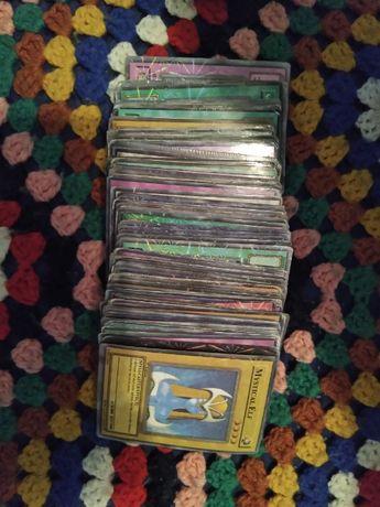 Jogo cartas coleção YugiYo