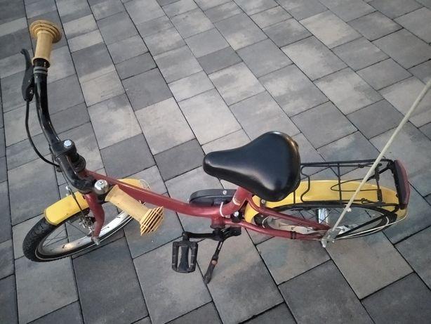Rower dziecięcy PUKY 16'