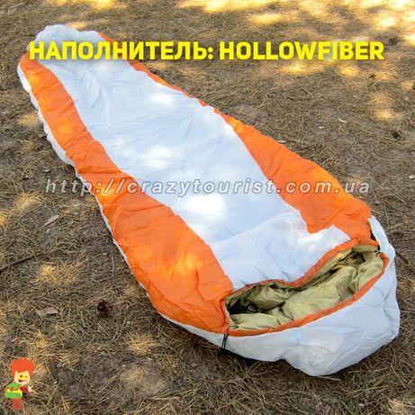 Теплый спальный мешок Royal Camp sp1800 спальник Польша зима осень