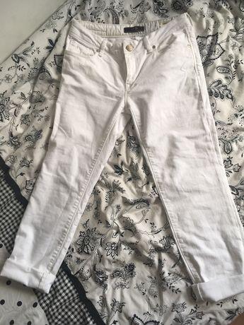 Mavi Jeans Sophie Skinny Jeans białe