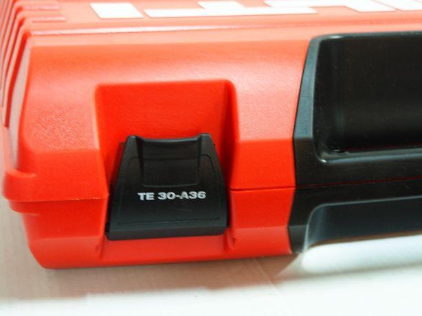 HILTI TE 30 A36 młot wiertarka 36v walizka skrzynka