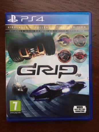 GRIP  gra PS4