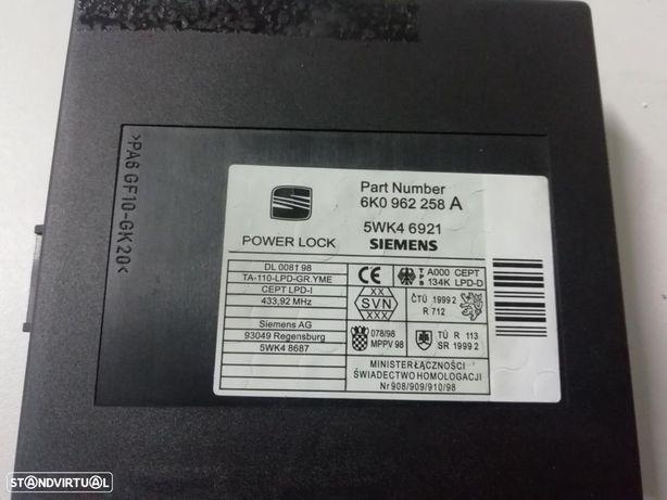 Módulo  power lock - Seat Ibiza 6k2