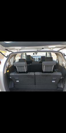 Toyota Corolla verso GPL 7 lugares