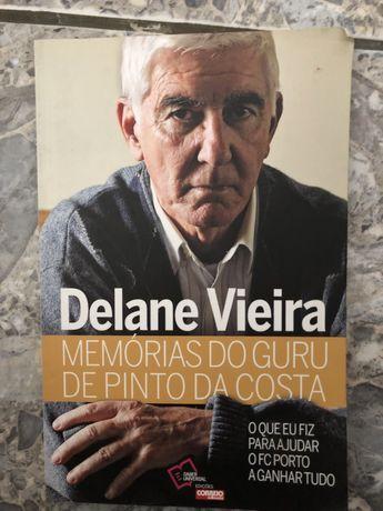 Livro Delane Vieira