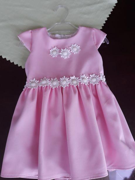 Śliczna sukienka roz. 92