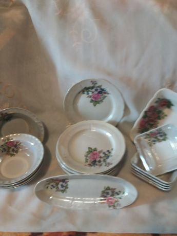 Набор посуды, сервиз, набор тарелок