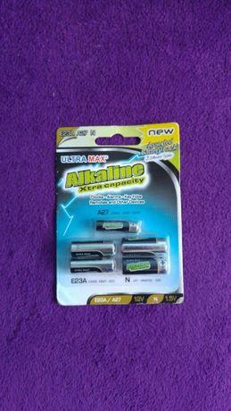 Baterie Alkaline Nowe