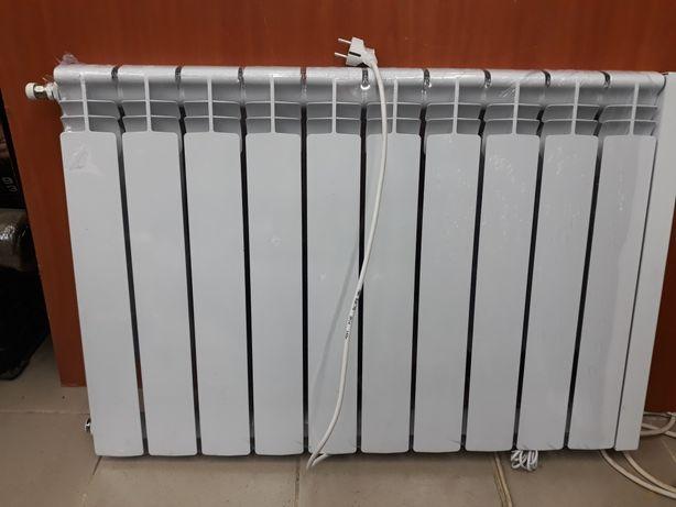 Радиатор электро обогреватель. Mirteco-10