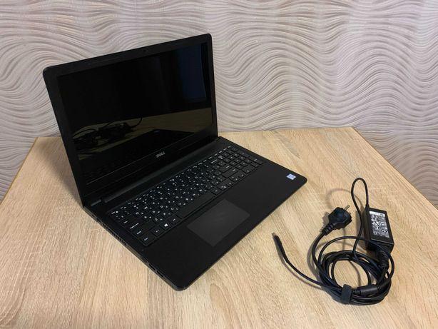 Dell/ Intel i3 6th 2.0Ghz/ 4ГБ DDR4/ 500 HDD/ Бат 4ч