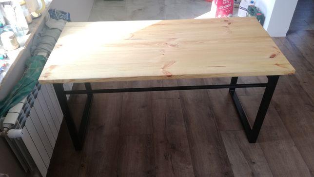 Sprzedam  nowy stół loft