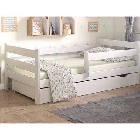 Детская кровать деревянная Карлсон 80х160 Подростковая Кроватка