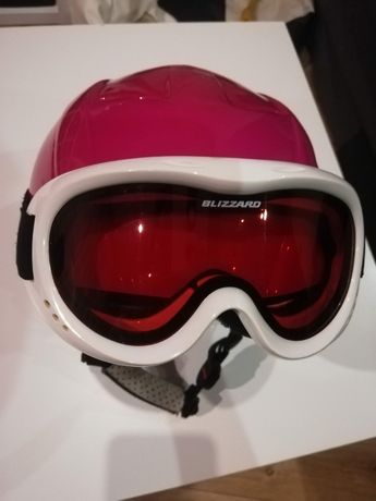 Google Blizzard plus kask