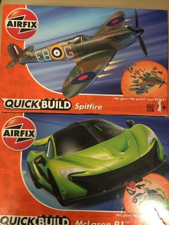 Сборная модель Конструктор дитячий +5 років Airfix Quick Build