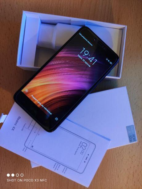 Xiaomi Redmi 4X 3/32 GB Black Global