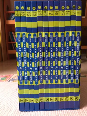 Enciclopédia básica do estudante